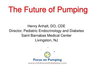 The Future of Pumping
