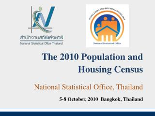 The 2010 Population and Housing Census