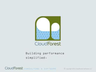 Building performance simplified .
