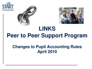 LINKS  Peer to Peer Support Program