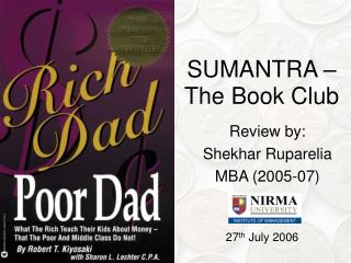 SUMANTRA – The Book Club