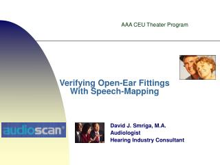 Verifying Open-Ear Fittings With Speech-Mapping