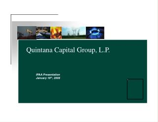 Quintana Capital Group, L.P.