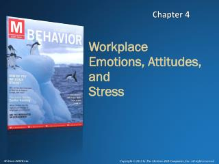 Workplace Emotions, Attitudes, and Stress