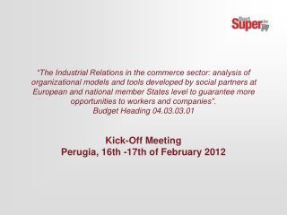 Interprofessional dialogue between employer organisations and employee organisations: National Labour Council