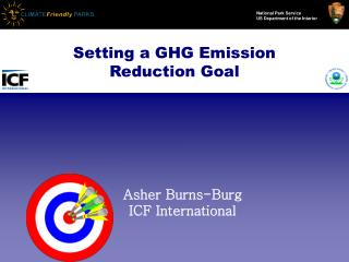 Setting a GHG Emission Reduction Goal