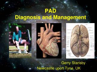 PAD Diagnosis and Management