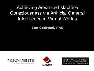 Achieving Advanced Machine Consciousness via Artificial General Intelligence in Virtual Worlds