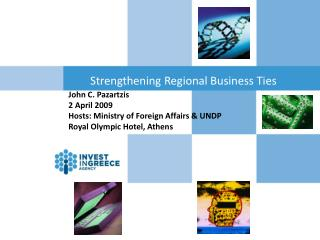 Strengthening Regional Business Ties