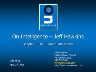 On Intelligence – Jeff Hawkins