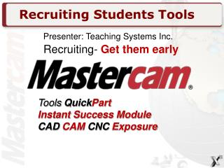 Recruiting  Students Tools