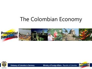 The Colombian Economy