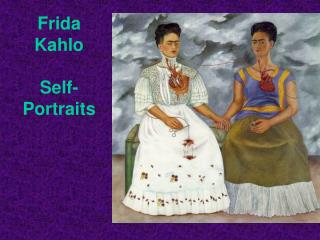 Frida Kahlo Self-Portraits