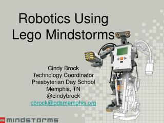 Robotics Using Lego Mindstorms