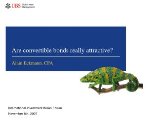 Are convertible bonds really attractive?