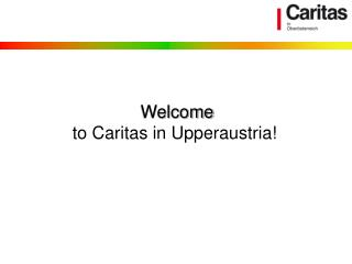 Welcome to Caritas in Upperaustria!