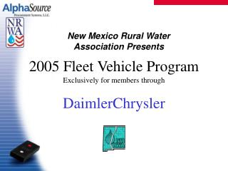 2005 Fleet Vehicle Program
