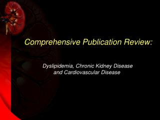 Comprehensive Publication Review: