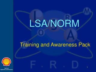 LSA/NORM