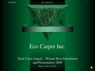 Eco Carpet Inc.