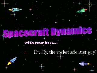 Spacecraft Dynamics