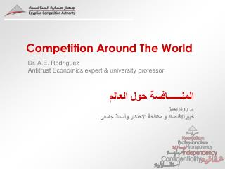 Competition Around The World
