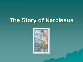 The Story of Narcissus