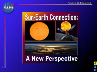 Sun-Earth Connection: