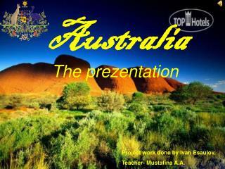 Australi a