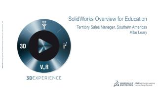 PPT - SolidWorks Overview for Education PowerPoint