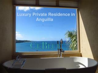 Luxury Private Residence in Anguilla