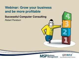 Webinar: Grow your business and be more profitable