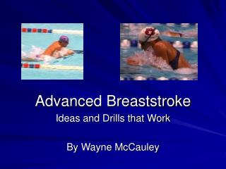 Advanced Breaststroke