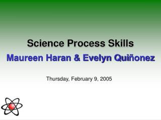 Thursday, February 9, 2005