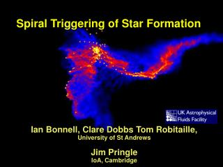 Spiral Triggering of Star Formation
