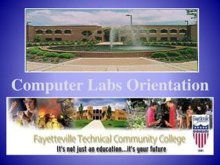Computer Labs Orientation