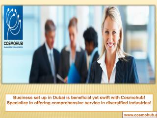 Start Your Business in Dubai!