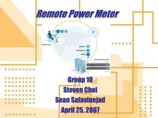 Remote Power Meter