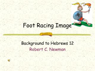 Foot Racing Image