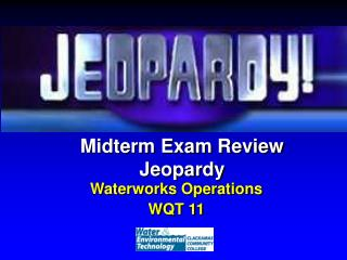 Midterm Exam Review Jeopardy