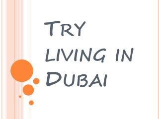 Expats living in Dubai