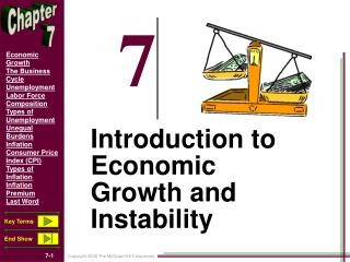 Introduction to Economic Growth and Instability