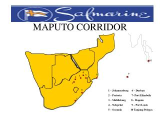 MAPUTO CORRIDOR