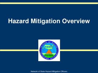 Hazard Mitigation Overview