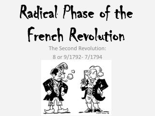 Radical Phase of the French Revolution
