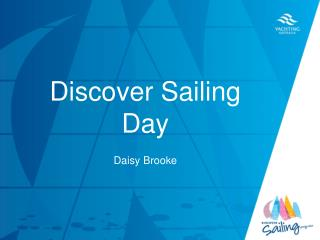 Discover Sailing Day