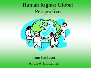 Human Rights: Global Perspective