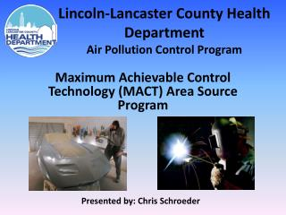Lincoln-Lancaster County Health Department Air Pollution Control Program