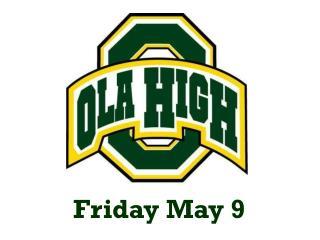 Friday May 9
