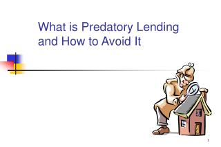 What is Predatory Lending  and How to Avoid It